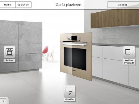 Ra aumentada for Disena tu cocina virtual