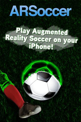Augmented Reality soccer - futbol con realidad aumentada